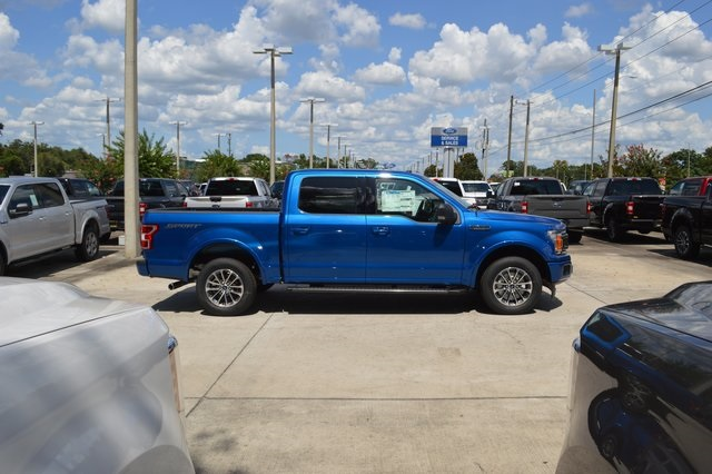 2018 F-150 SuperCrew Cab 4x2,  Pickup #FC69772 - photo 3
