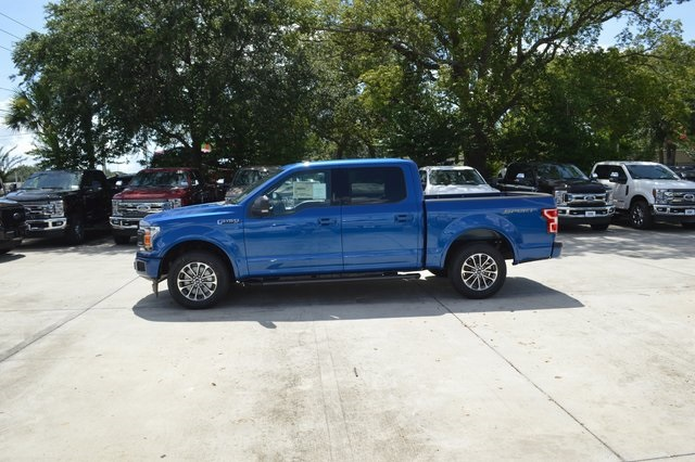 2018 F-150 SuperCrew Cab 4x2,  Pickup #FC69772 - photo 4