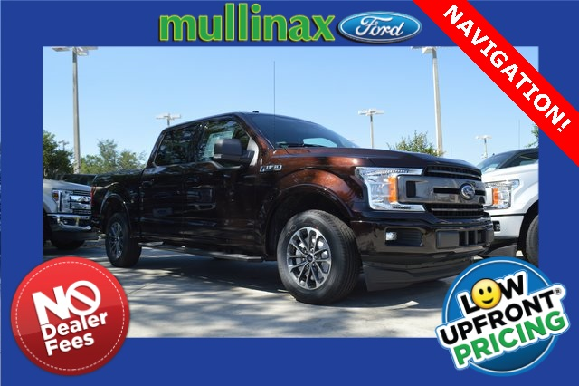 2018 F-150 SuperCrew Cab 4x2,  Pickup #FC69775 - photo 1