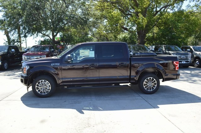2018 F-150 SuperCrew Cab 4x2,  Pickup #FC69775 - photo 4