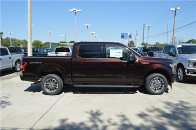 2018 F-150 SuperCrew Cab 4x2,  Pickup #FC69775 - photo 3