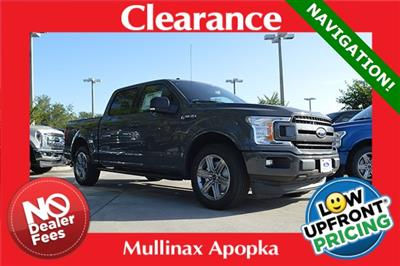 2018 F-150 SuperCrew Cab 4x2,  Pickup #FC76903 - photo 1