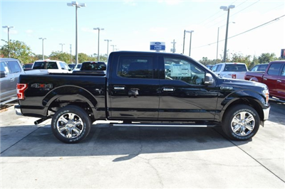 2018 F-150 SuperCrew Cab 4x4,  Pickup #FC77361 - photo 3