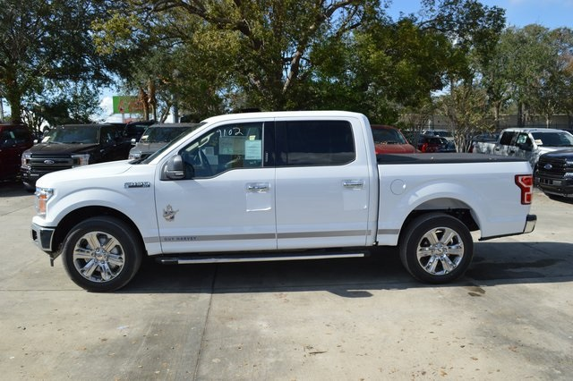 2018 F-150 SuperCrew Cab, Pickup #FC77365 - photo 7