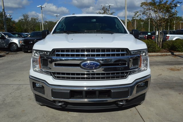 2018 F-150 SuperCrew Cab 4x4,  Pickup #FC91237 - photo 9