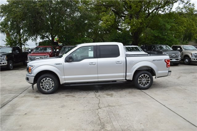 2018 F-150 SuperCrew Cab 4x2,  Pickup #FD02257 - photo 4