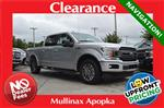 2018 F-150 SuperCrew Cab 4x2,  Pickup #FD02257 - photo 1
