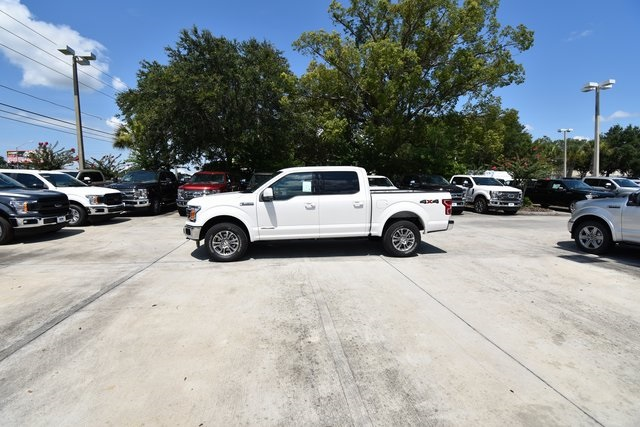 2018 F-150 SuperCrew Cab 4x4,  Pickup #FD32020 - photo 4