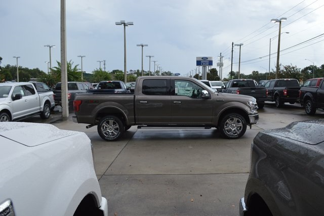 2018 F-150 SuperCrew Cab 4x4,  Pickup #FD37110 - photo 3
