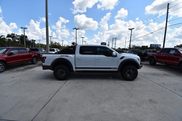 2018 F-150 SuperCrew Cab 4x4,  Pickup #FD71668 - photo 3