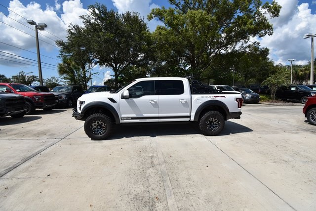 2018 F-150 SuperCrew Cab 4x4,  Pickup #FD71668 - photo 8