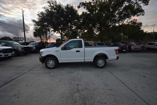 2018 F-150 Regular Cab 4x2,  Pickup #FD93899 - photo 4