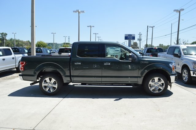 2018 F-150 SuperCrew Cab 4x2,  Pickup #FD97494 - photo 3