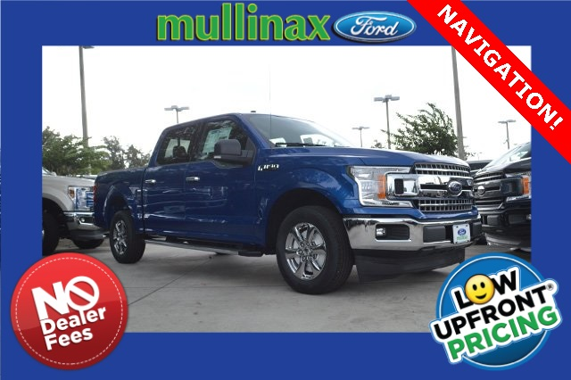 2018 F-150 SuperCrew Cab 4x2,  Pickup #FE12328 - photo 1