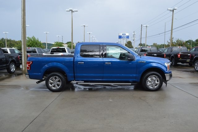 2018 F-150 SuperCrew Cab 4x2,  Pickup #FE12328 - photo 3
