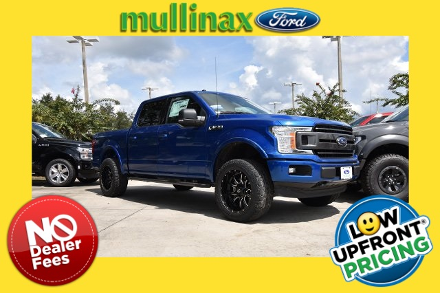 2018 F-150 SuperCrew Cab 4x4,  Pickup #FE12344 - photo 1