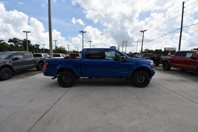 2018 F-150 SuperCrew Cab 4x4,  Pickup #FE12344 - photo 3