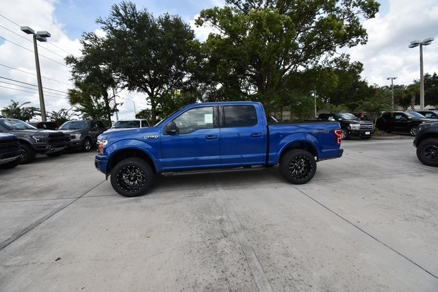 2018 F-150 SuperCrew Cab 4x4,  Pickup #FE12344 - photo 4