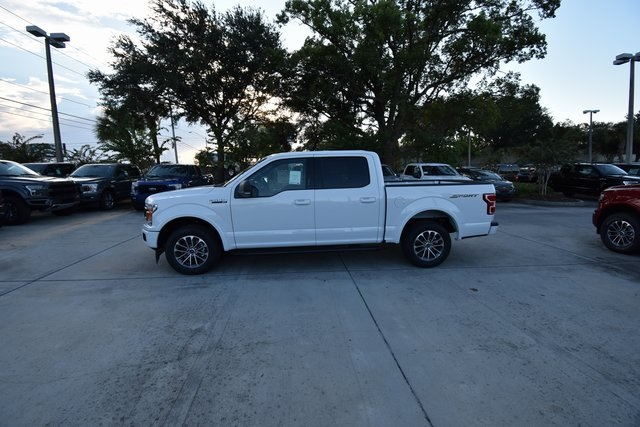 2018 F-150 SuperCrew Cab 4x2,  Pickup #FE14184 - photo 4