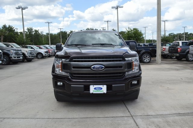 2018 F-150 SuperCrew Cab 4x2,  Pickup #FE34770 - photo 5