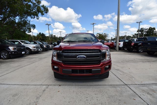 2018 F-150 SuperCrew Cab 4x2,  Pickup #FE38853 - photo 5
