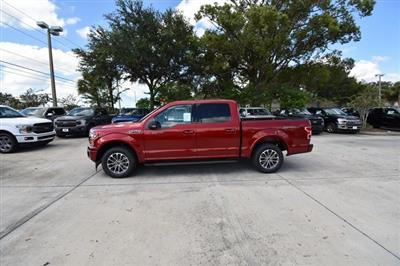 2018 F-150 SuperCrew Cab 4x2,  Pickup #FE38853 - photo 4