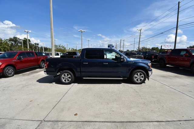 2018 F-150 SuperCrew Cab 4x2,  Pickup #FE38858 - photo 3