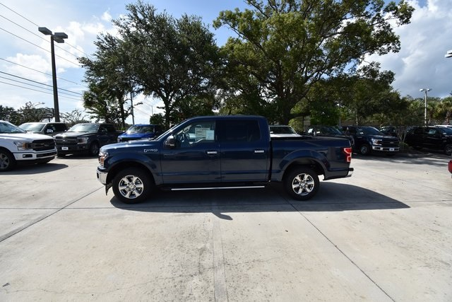 2018 F-150 SuperCrew Cab 4x2,  Pickup #FE38858 - photo 4