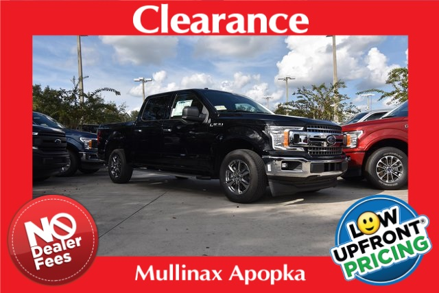 2018 F-150 SuperCrew Cab 4x2,  Pickup #FE38860 - photo 1