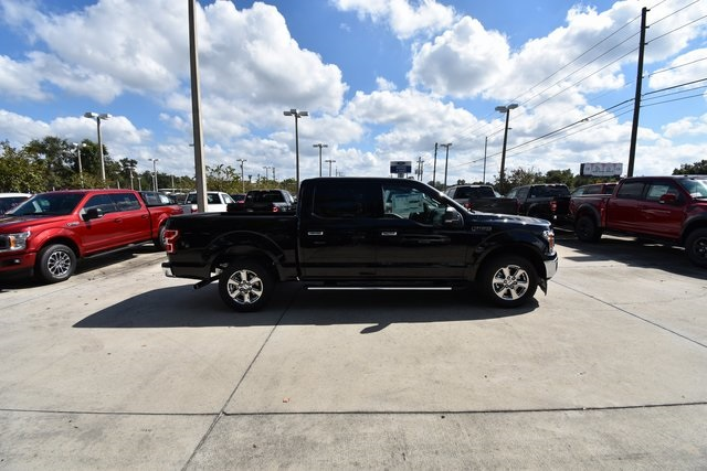 2018 F-150 SuperCrew Cab 4x2,  Pickup #FE38861 - photo 3