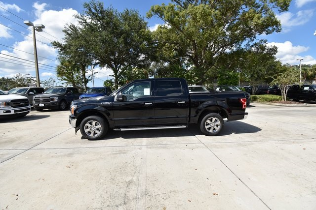 2018 F-150 SuperCrew Cab 4x2,  Pickup #FE38861 - photo 4