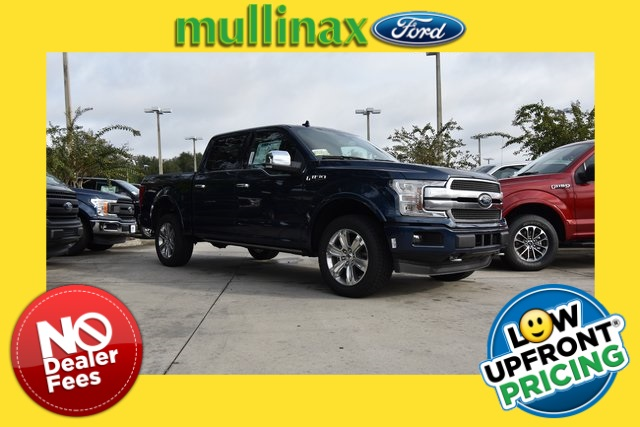 2018 F-150 SuperCrew Cab 4x4,  Pickup #FE38866 - photo 1
