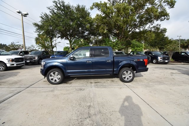 2018 F-150 SuperCrew Cab 4x4,  Pickup #FE38866 - photo 4