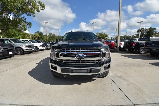 2018 F-150 SuperCrew Cab 4x4,  Pickup #FE38878 - photo 5