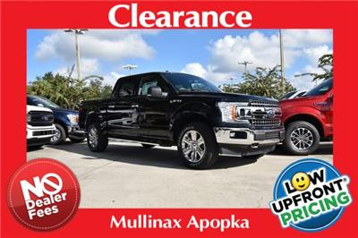 2018 F-150 SuperCrew Cab 4x4,  Pickup #FE38878 - photo 1