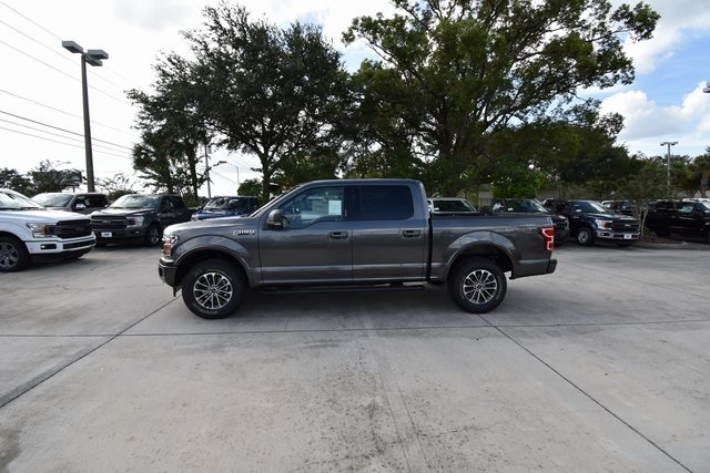 2018 F-150 SuperCrew Cab 4x4,  Pickup #FE38887 - photo 4