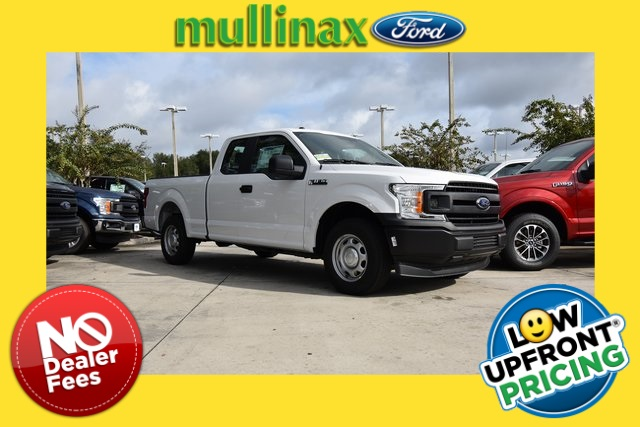 2018 F-150 Super Cab 4x2,  Pickup #FE38892 - photo 1