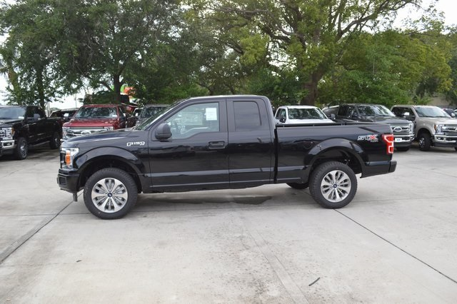 2018 F-150 Super Cab 4x4,  Pickup #FE43307 - photo 4