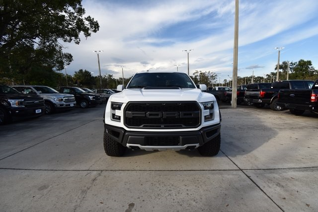 2018 F-150 SuperCrew Cab 4x4,  Pickup #FE70590 - photo 5