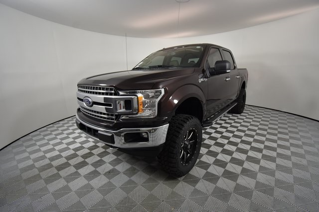 2018 F-150 SuperCrew Cab 4x4,  Pickup #FF01215 - photo 11
