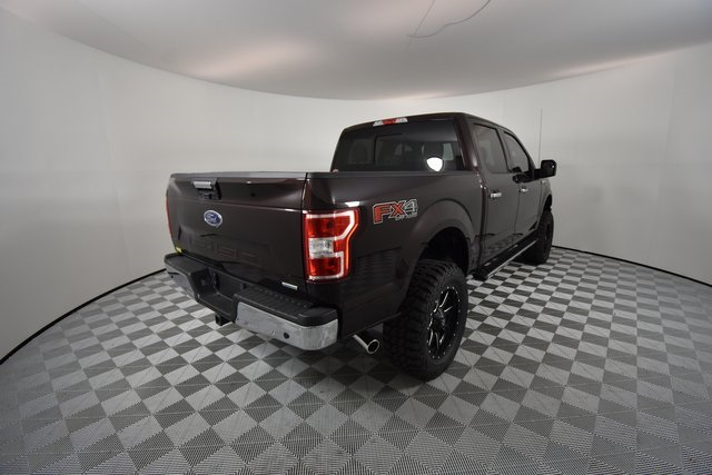 2018 F-150 SuperCrew Cab 4x4,  Pickup #FF01215 - photo 5