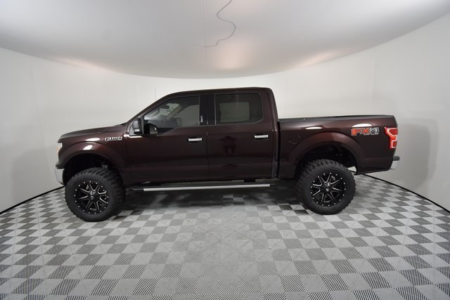 2018 F-150 SuperCrew Cab 4x4,  Pickup #FF01215 - photo 7