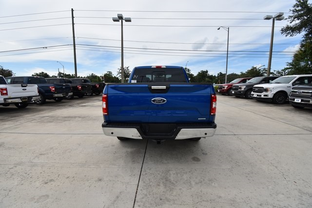 2018 F-150 SuperCrew Cab 4x2,  Pickup #FF12040 - photo 2