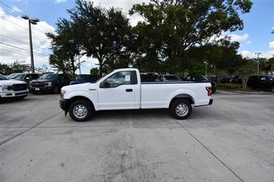 2018 F-150 Regular Cab 4x2,  Pickup #FF68036 - photo 4