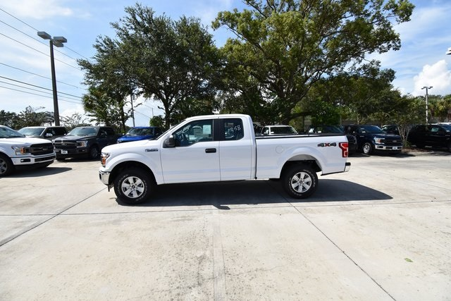 2018 F-150 Super Cab 4x4,  Pickup #FF68071 - photo 4