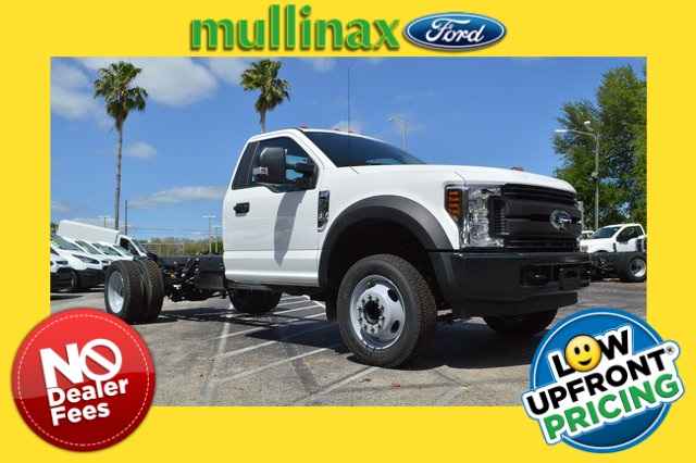 2018 F-550 Regular Cab DRW 4x2,  Cab Chassis #HA01137 - photo 1