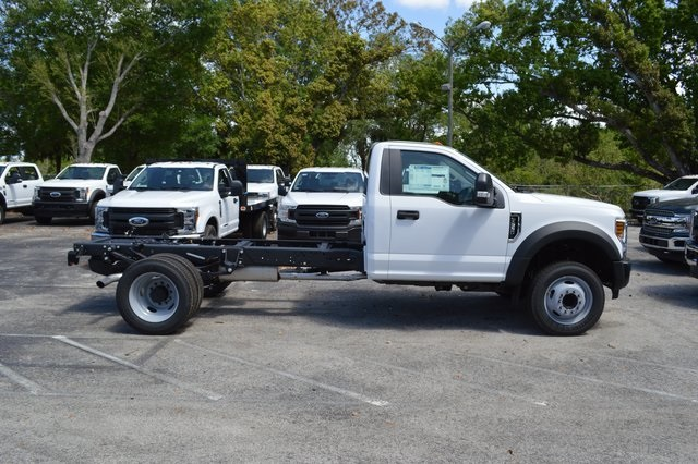 2018 F-550 Regular Cab DRW 4x2,  Cab Chassis #HA01137 - photo 3