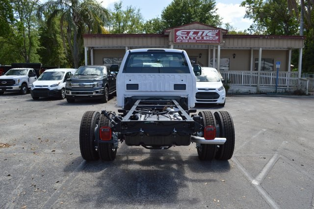 2018 F-550 Regular Cab DRW 4x2,  Cab Chassis #HA01137 - photo 2