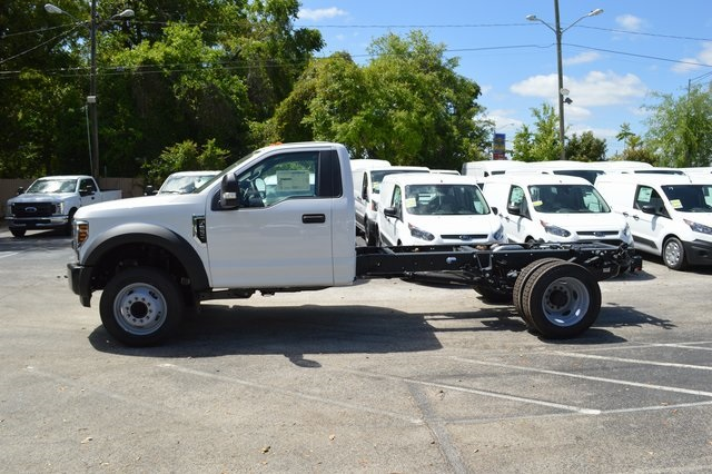 2018 F-550 Regular Cab DRW 4x2,  Cab Chassis #HA01137 - photo 4