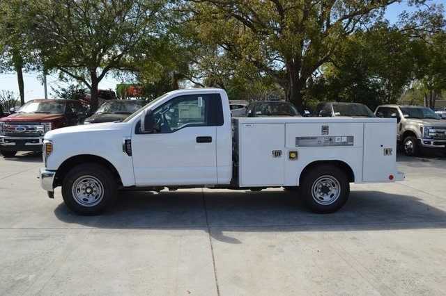 2018 F-250 Regular Cab, Reading Service Body #HB13538 - photo 4